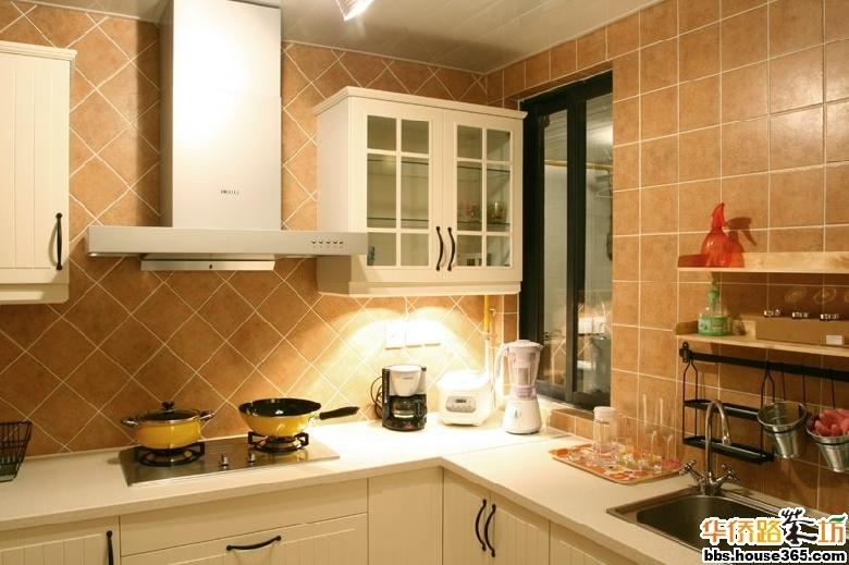 这是我原来想要的厨房