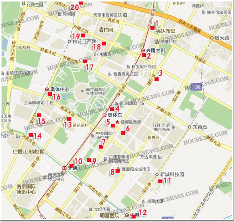 看看离你家最近的公共自行车站点是哪一