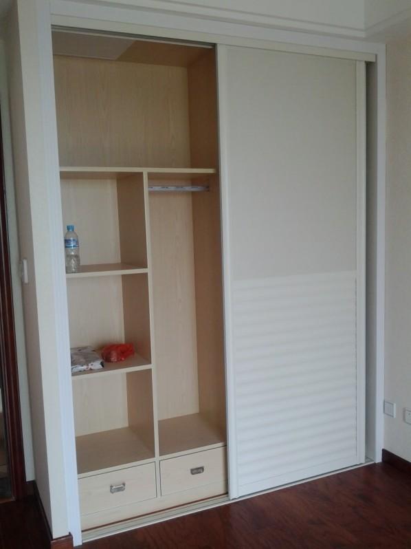 衣柜内部结构图,各种功能都齐全咯!