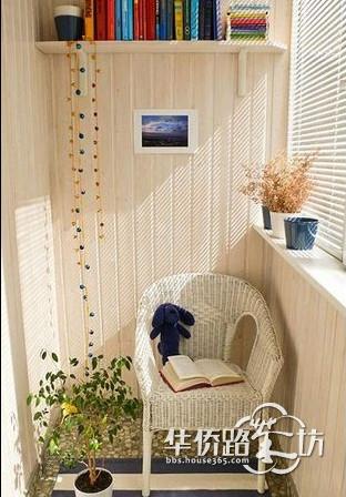 小型阳台装修效果图,你家有阳台吗?你有好好装修吗?让