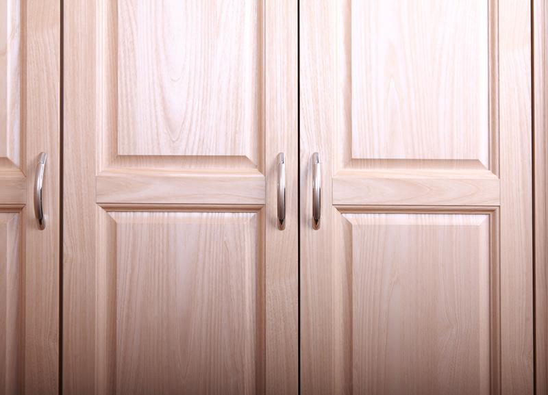 【今日推荐】欧式平开门衣柜细节展示