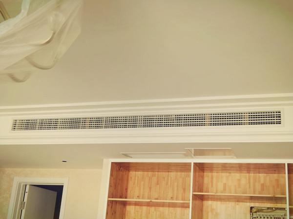 家用中央空调,柔和美