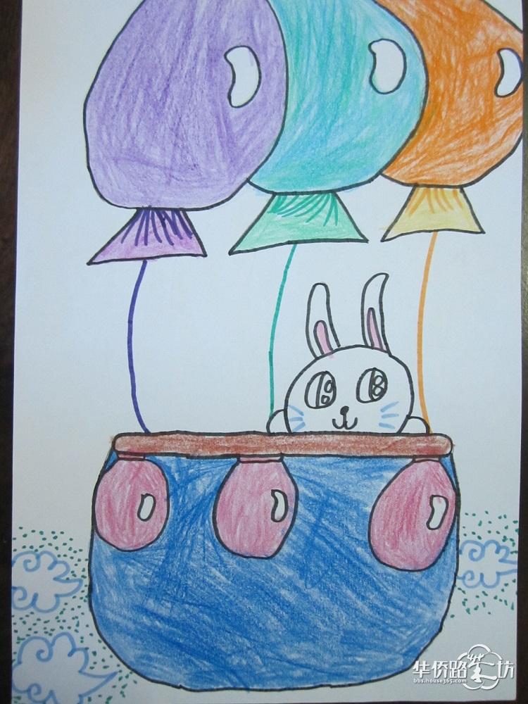 兒童畫樓房怎么畫-房子怎么畫簡筆畫_畫房子大全圖片簡單_房子怎么畫
