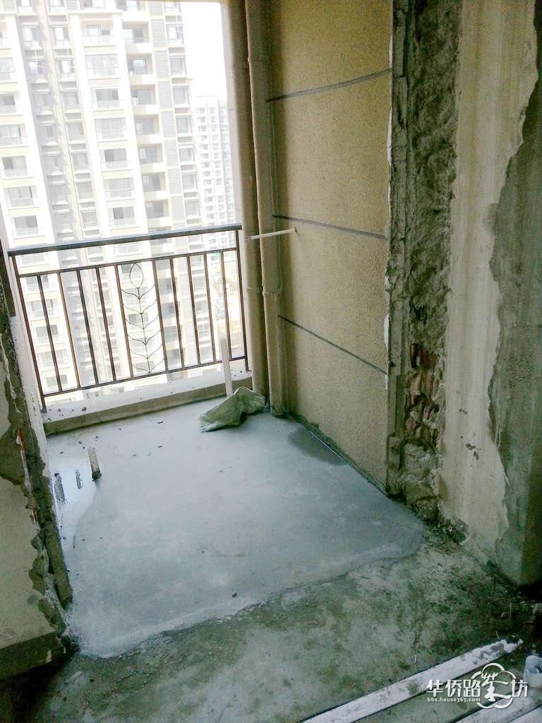 阳台包管子效果图大全