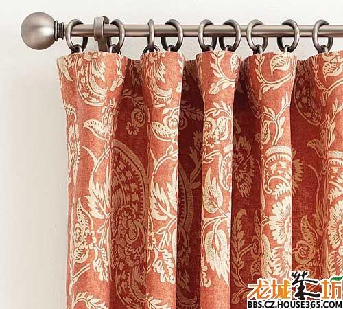 卧室飘窗窗帘设计赏析,各种简约时尚唯美窗帘效果图 欢迎收