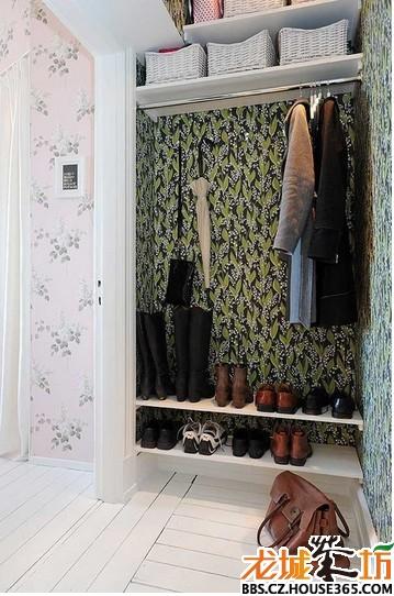 欧式玄关鞋柜效果图高清图片