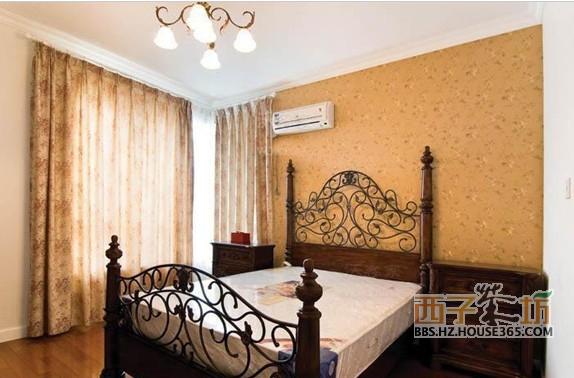 7平小书房兼卧室装修图