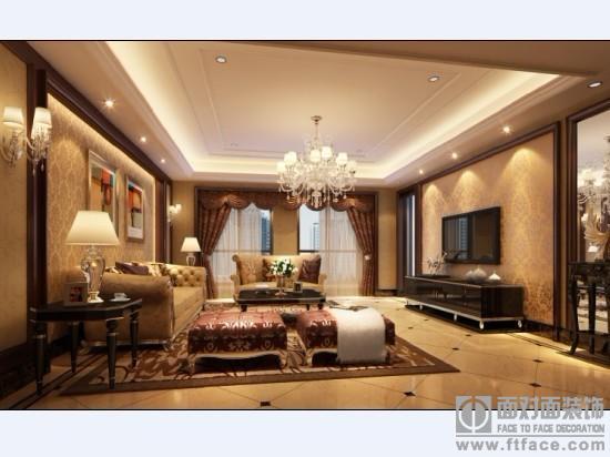 室内装修设计效果图|装修案例图片-365