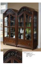 古玩瓷器柜