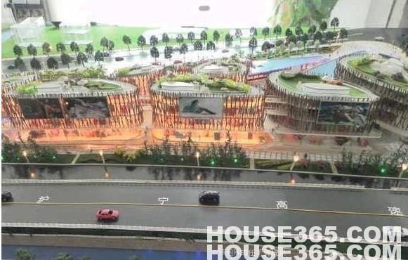 项目介绍:南京森林摩尔大型商业街区