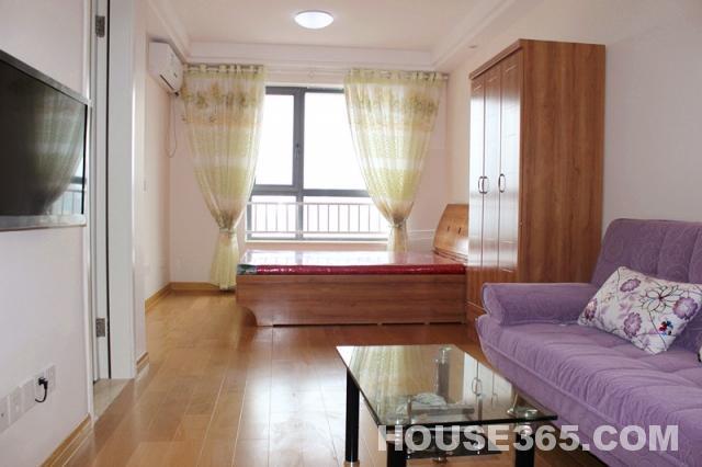 精装修一室一厅酒店式公寓房