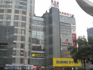 中环国际广场 山西路商圈 精装纯写户型方正大开间 随时看房