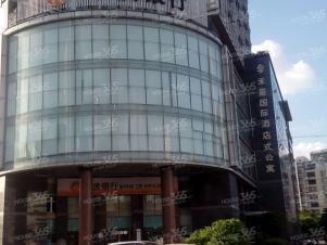 禾嘉国际酒店式公寓1室1厅1卫50�O整租精装