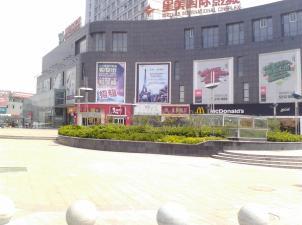 江宁大学城交院地铁 文鼎广场 沿街一楼13000平米 可餐饮