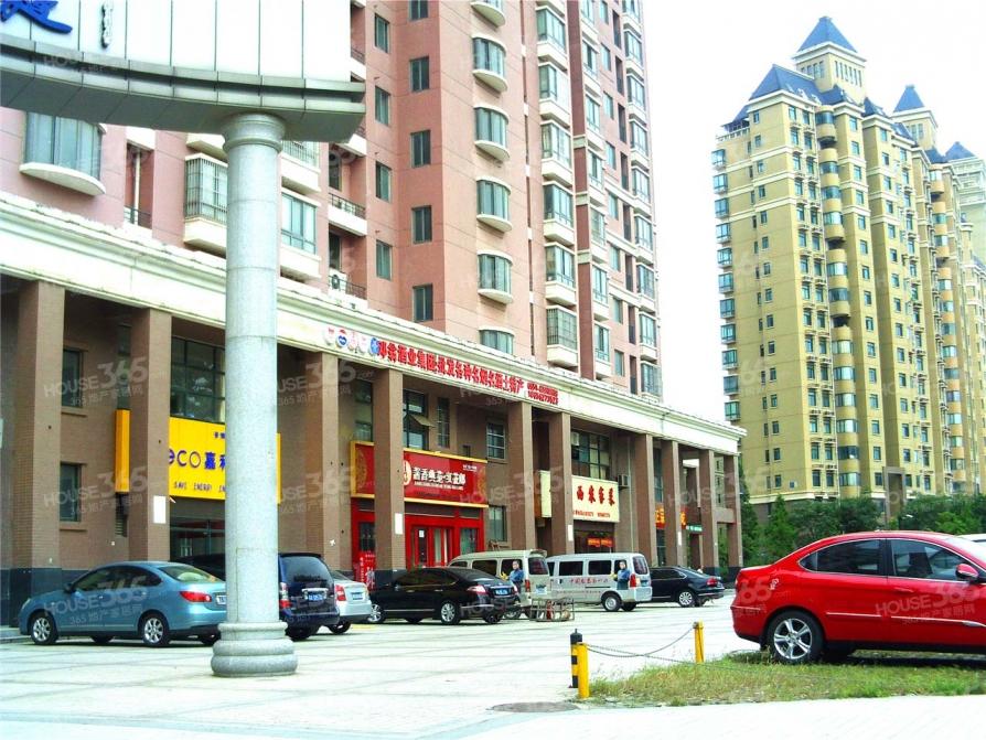 碧湖蓝庭 168学区房 地铁房 中环城购物中心附近购物方便