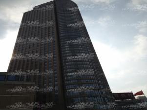南京国际金融中心租赁部 南京地标双地铁正对电梯口办公精