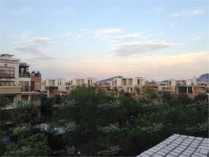 栖园 外校旁 一楼带南北苑 豪装150万 干净整洁 有钥匙