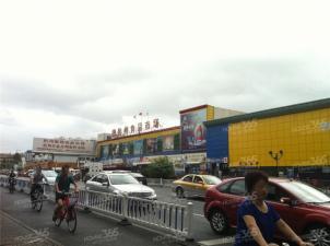 德胜东村实景图