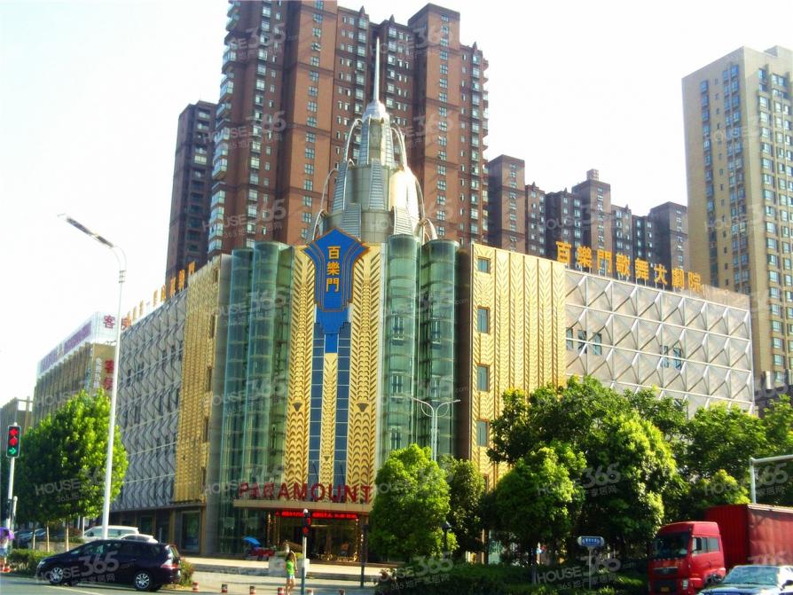 百乐门尚泽国际280平米整租中装