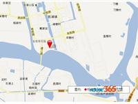 浦湾公馆交通图