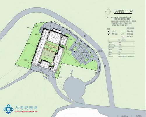 华东疗养院改扩建三期工程项目规划设计方案批前公示
