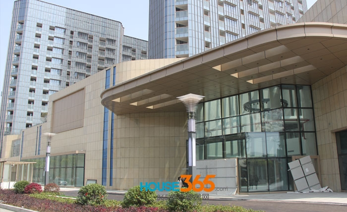 商旅新悦城实景图