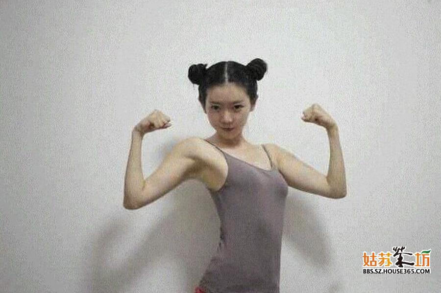 中国最美女汉子cos春丽