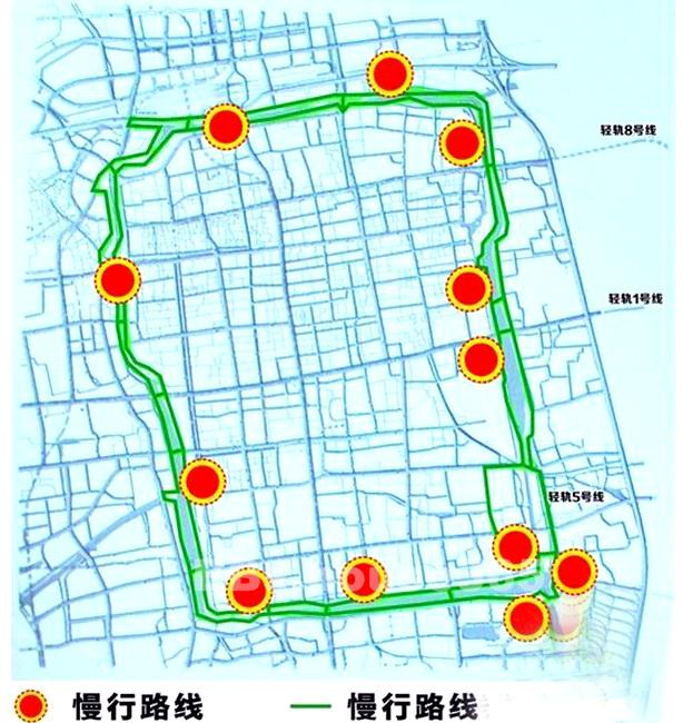 去年,我市开始展开环古城河,京杭大运河苏州段,胥江(以下简称&