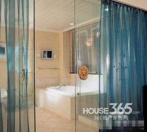 洗手间隔断卧室与卫生间隔断效果图,主卧卫生间玻璃隔断,. _感人网