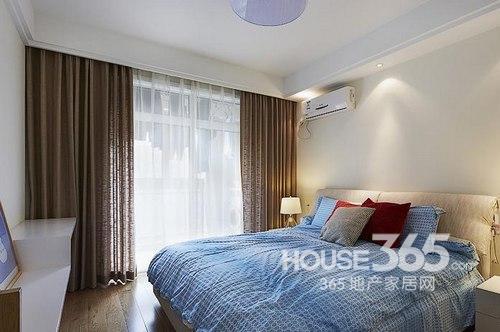 90平米房屋装修清新两居室 15万半包雅致家