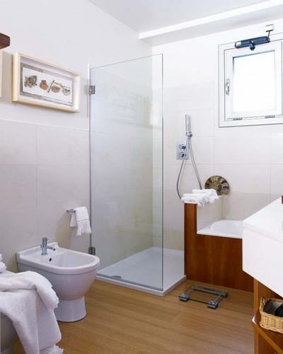 卫浴装修效果图 14款清新北欧风格设计充满情趣