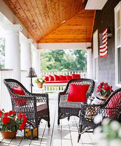 庭院装修图片 10例设计让惬意气息充满生活-365地产