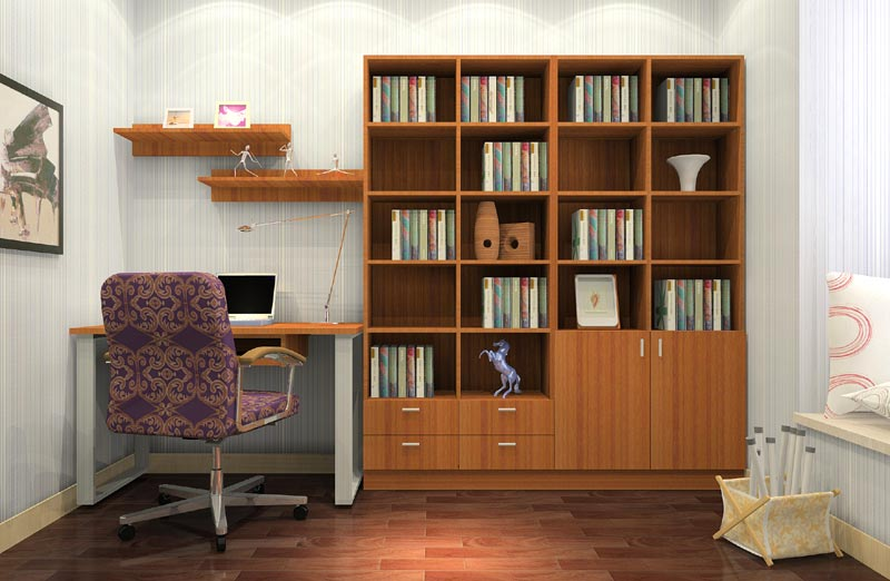 20 365 for Only books design apartment 8