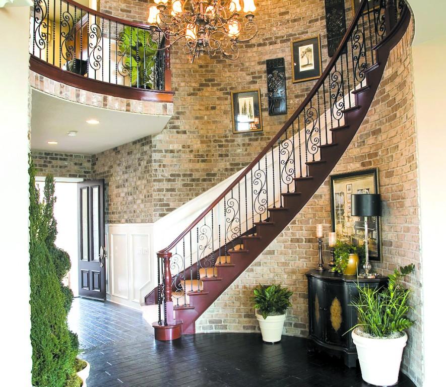 20跃层楼梯装修效果图揭秘装修要点