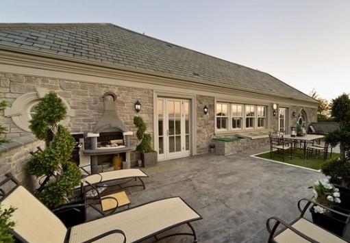 16图奢美加拿大别墅设计 无与伦比的度假享受