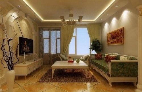 客厅装潢设计效果图 13款欧式风格别样大气享受-365