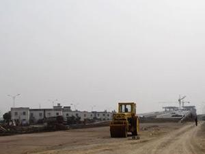 【看地报告】2011年四季度,绿地镜湖世纪城附近将再出让一块-144亩!约莫着又是一个城东大热门~