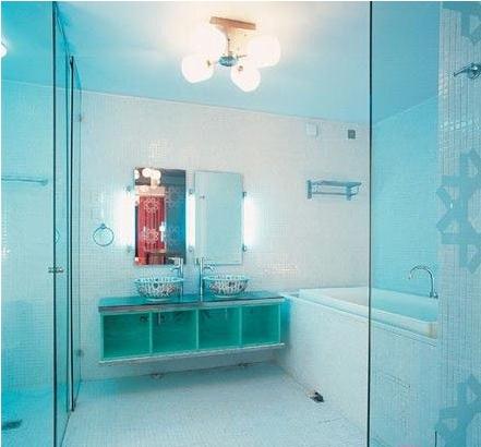 卫生间玻璃隔断效果图,如果是你们家装修,你会选择哪一款呢?