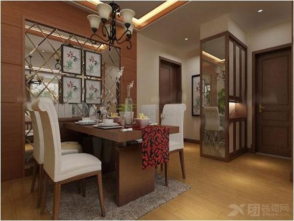 红木家具装修效果图 大气时尚的家装你值得拥