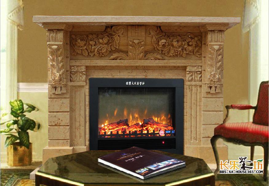 欧式壁炉|电视柜壁炉|壁炉背景墙|酒店壁炉|客厅壁炉